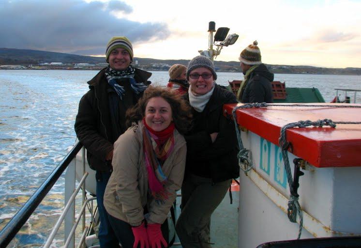 Patagonia – Punta Arenas şi feribotul sud inspre Puerto Williams