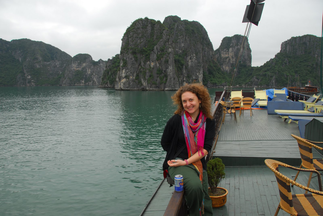 VIETNAM – Halong Bay, in South China Sea