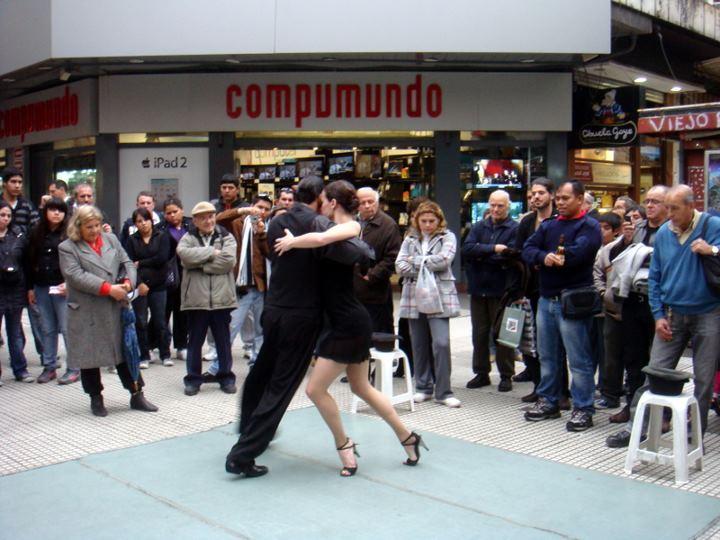 Buenos Aires – tango, moda si La Boca