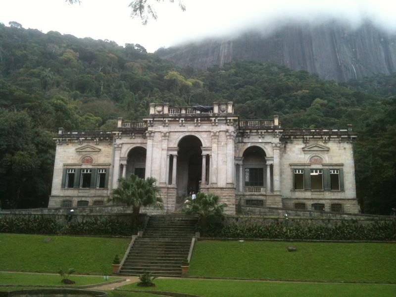 CE SA FACI in Rio de Janeiro – Natura si orasul