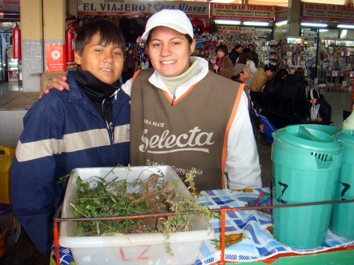 Primul contact cu Paraguay – Asuncion