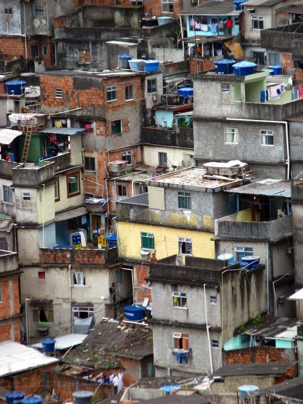 Favelele din Rio de Janeiro (II)