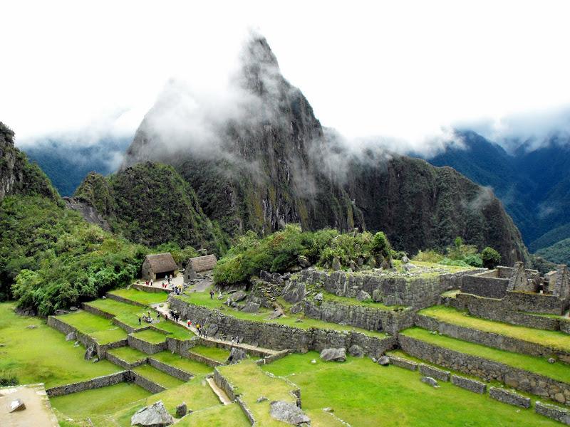 Machu Picchu – Visul implinit